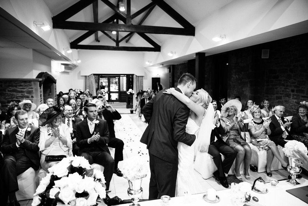 wedding ceremony stirk house