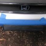 After - License Plate Holder