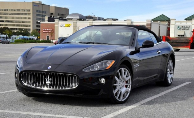 Maserati GranCabrio