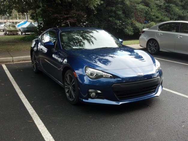 subaru brz 1