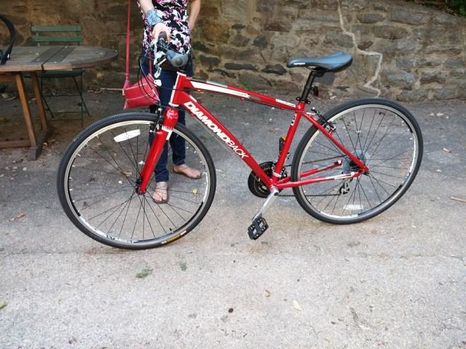 diamondback insight performance bike