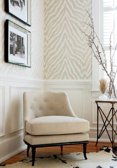 Music Room Walls – Trellis Or Zebra? (You Decide, I Paint)