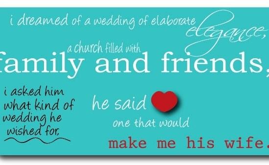 cute wedding love quotes