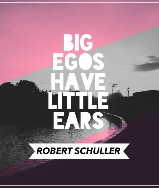 Ego love quotes