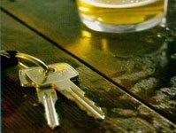 Drink & Car Keys