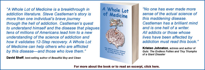 cover of A Whole Lot of Medicine
