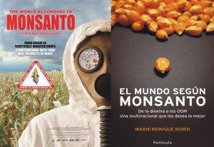 El mundo según Monsanto