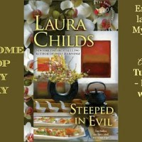 Laura Childs Tea Shop Mystery - Giveaway