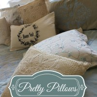 Pretty Pillows