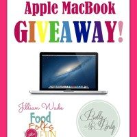 Apple Macbook Pro Laptop Giveaway