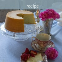The Best Pound Cake Recipe