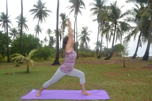 pose yoga favorite 1