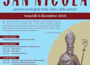 Castellaneta ed il suo Patrono: oggi i festeggiamenti