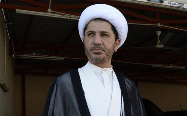 تأييد الحكم الظالم بتسع سنوات في السجن لرئيس جمعية الوفاق علي سلمان