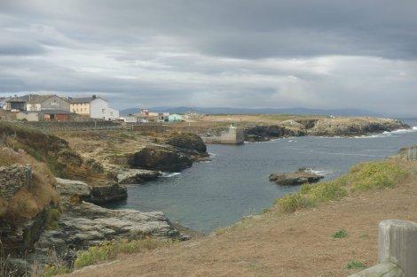 """Rinlo fishing village Galicia"""