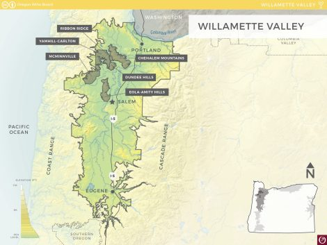WillametteValleyMap