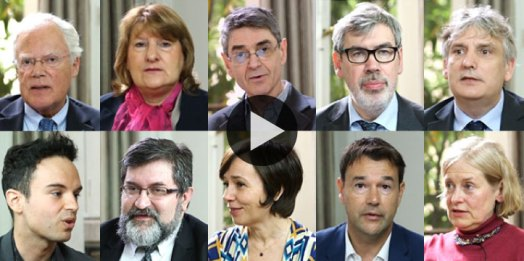 Vidéos : «Ouverture des données publiques et de l'open data»