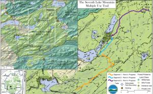 Seventh Lake Mountain Multiple use Trail (Moose River Plains Connector)