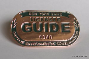 P5159195 Guides License Badge