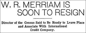 11 1903HLineMerriamWillResign