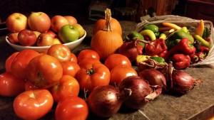 Adirondack Farm Produce - Photo by Shannon Houlihan