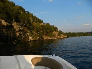 lake george boating