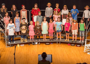 Children's Musical Theater in 2014