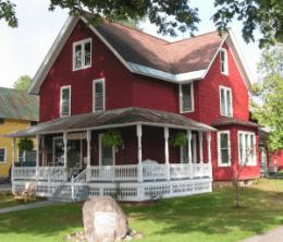 Goodsell residence 8-2005