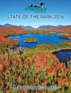 Adirondack-Council-State-of-the-Park-Report-2016