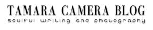 Tamara Camera Blog