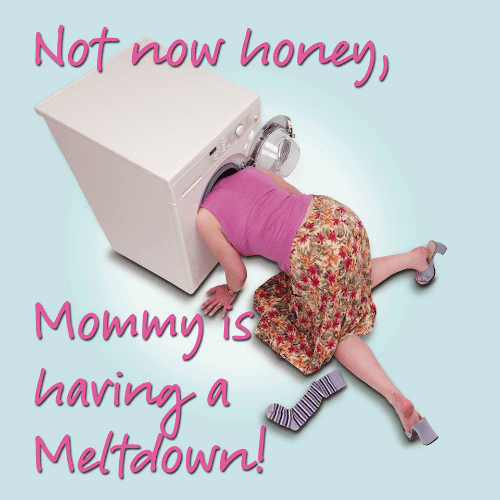 Mommy's Having a Meltdown