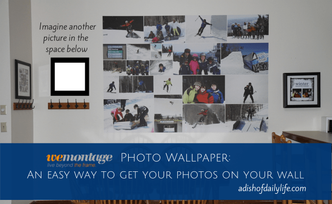 WeMontage Photo Wallpaper