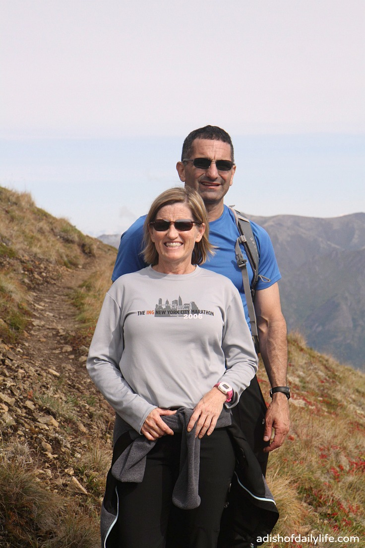 Arctic Valley hiking partners