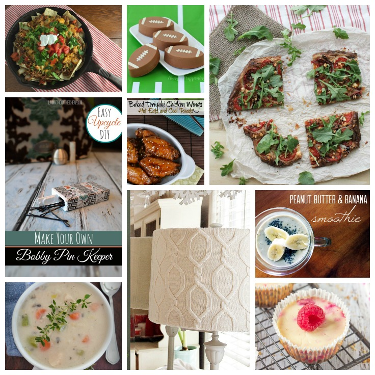 Features at #FoodieFriDIY no 31