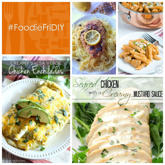 Winner Winner Chicken Dinner #FoodieFriDIY