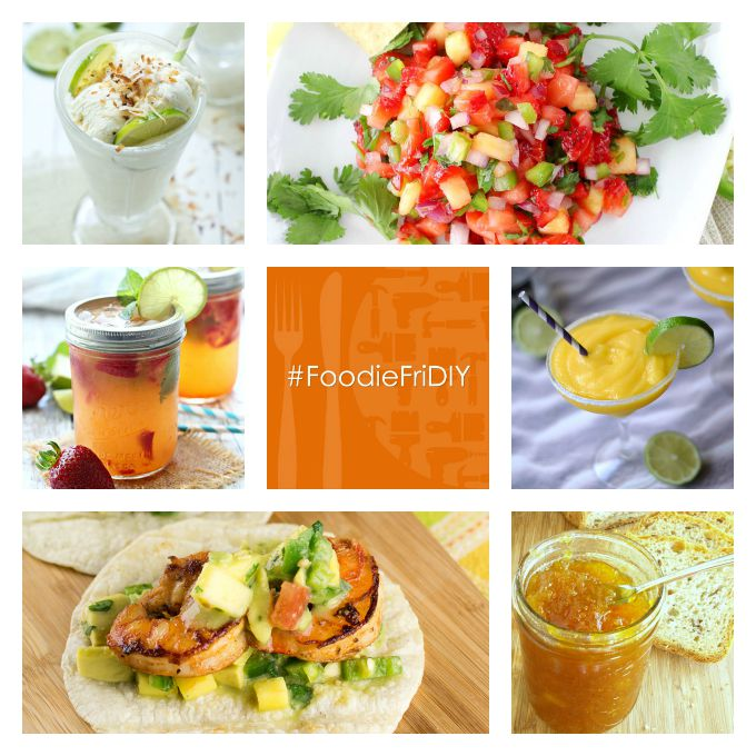 A taste of the tropics #FoodieFriDIY