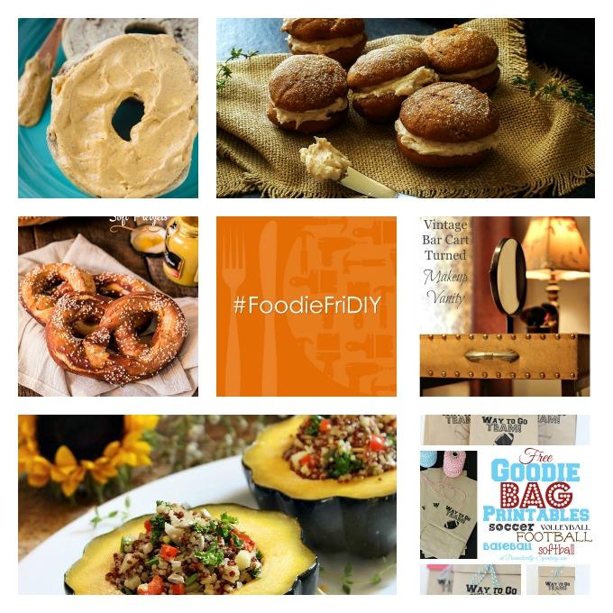 #FoodieFriDIY no 66