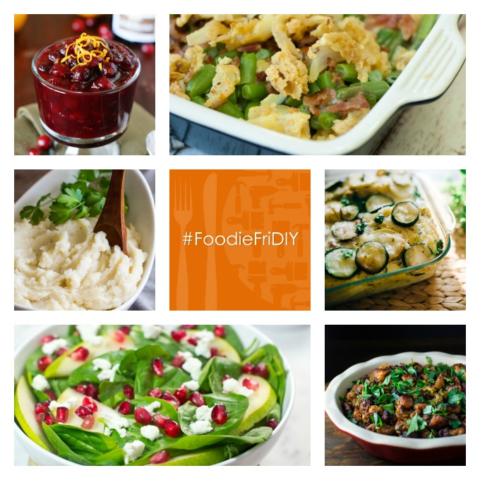 Thanksgiving Sides #FoodieFriDIY 73