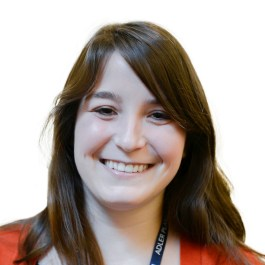 Jessica Brode is the digital collections specialist at the Adler Planetarium