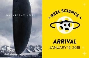 REEL Science: Arrival   January 12, 2018