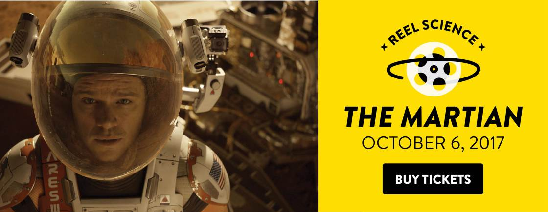 REEL Science: The Martian | Oct. 6