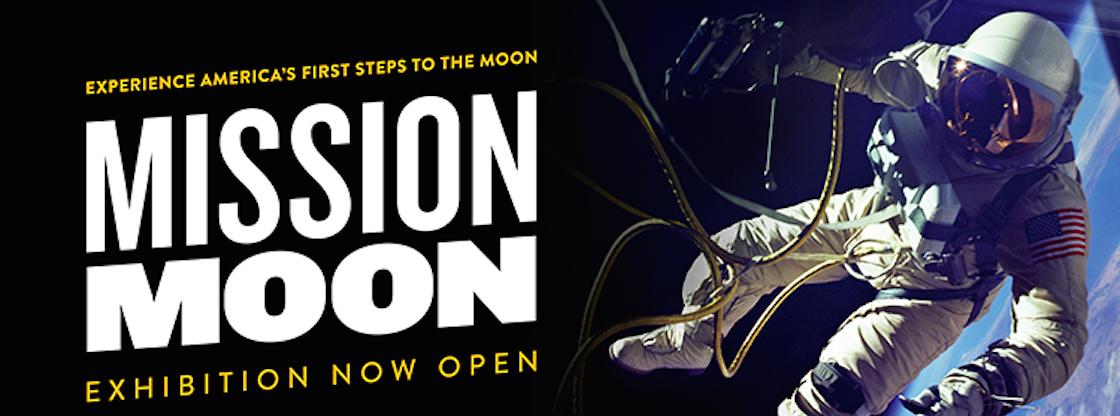 Explore the Adler Planetarium's 'Mission Moon' exhibition!
