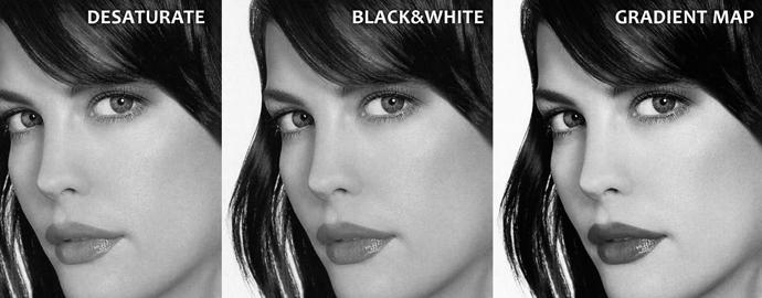 Photoshop ile Siyah - Beyaz Fotoğraf Yapma Teknikleri