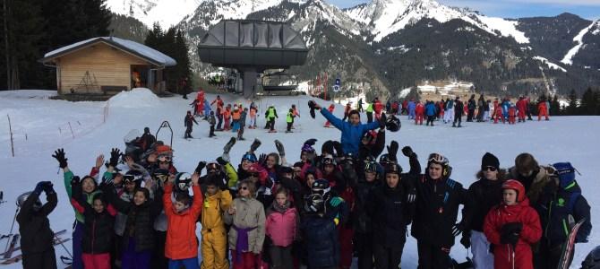 Séjour ski le Direct: Jeudi 5 mars