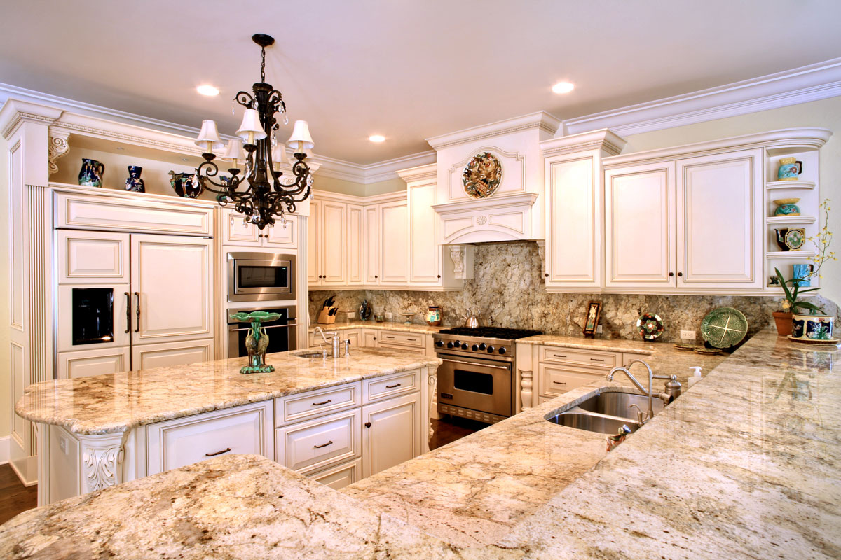 countertops materials kitchen counters and backsplash