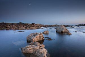 Moonscape bay