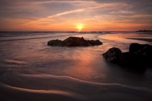 Broad Beach Susnet Ripples
