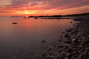 Pebble Beach Sunset Crown