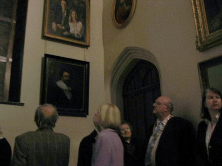 earl of pembroke unveiling