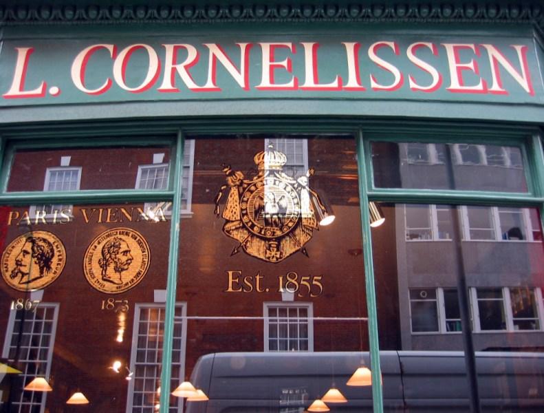 Cornelissen storefront